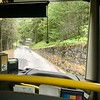 Crazy bus rides on narrow lanes