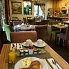 Breakfast at Hotel Italy & Gourmet, Chamonix, France