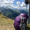 Osprey Cirrus 36 Backpack<br /> Switzerland Haute Route - near Verbier