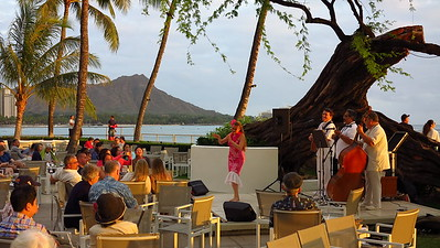 House Without a Key Hula Show
