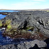 Brimketill lava rock pool