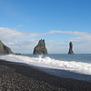 Reynisdrangar Cliffs and Black Sand beach