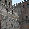 Rome city walls