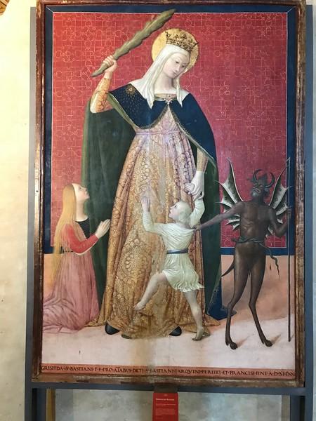 Montefalco museum