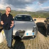 """our"" Alfa Romeo, we asked for a Fiat, Hertz gave us this"