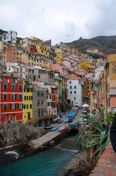 Romaggiore, Cinque Terre