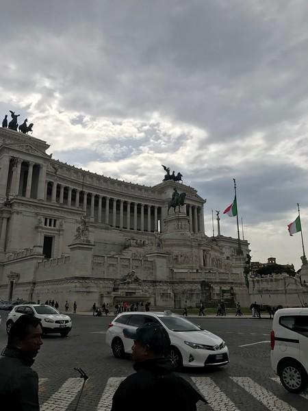 Victor Emanuele monument, Rome