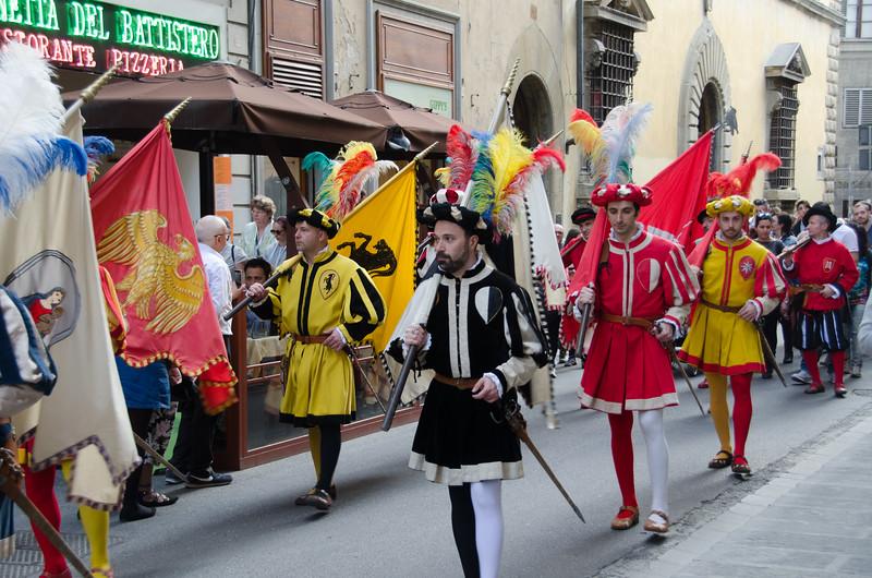 Festa dell'Annunciazione parade