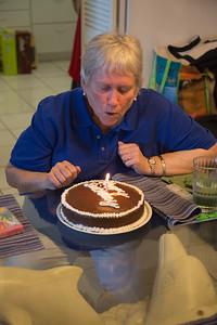 Happy birthday, Aunt Nena.