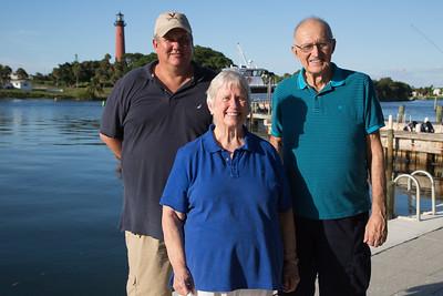 Jim, Aunt Nena, & Uncle Pat