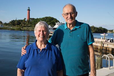Aunt Nena & Uncle Pat