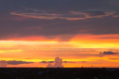 Palm Beach County Sunset