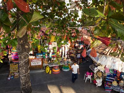 Market on Isla Cuale