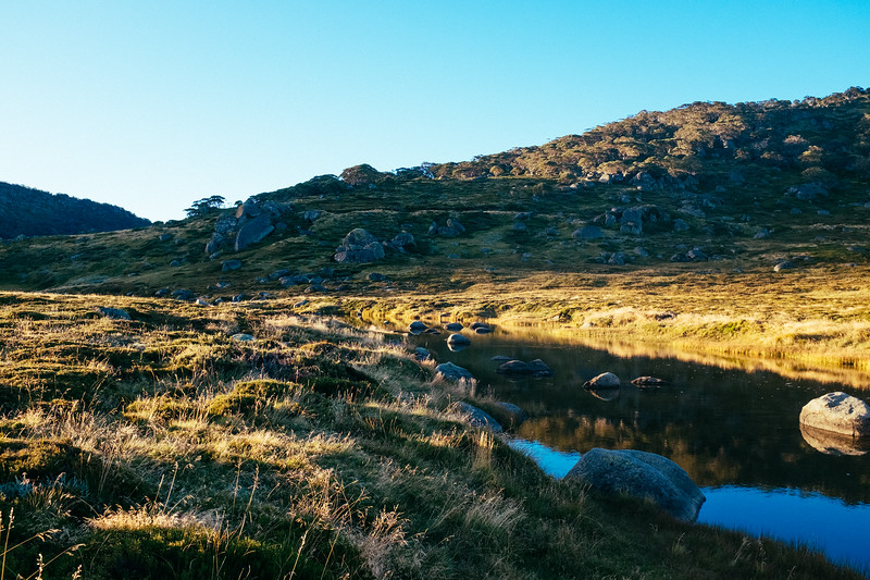Spencers Creek, Kosciuszko National Park