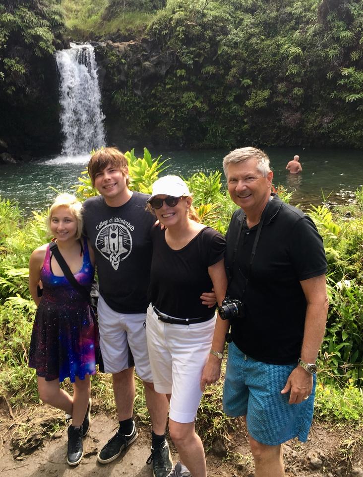 Pua'aKa'a Falls