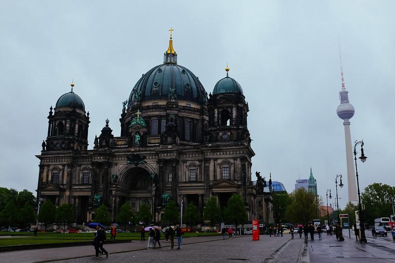 Berliner Dom Cathederal.