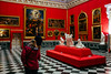 Potsdam. The Orangie?? Palace. Raphael imitation room by Frederick the Great.