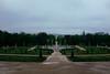 Potsdam. San Souci Palace. Hanging gardens.