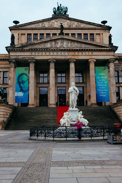 Berlin. Concert Hall.
