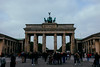 Berlin. Brandenburg Gate.