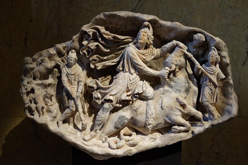 Vienna Museum. Mithras.