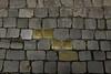 Berlin. Jewish plaques in the street.
