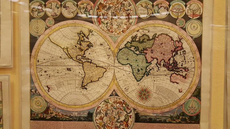 Nolin map. Berlin Museum. 1740.