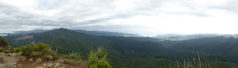 View from Castle Rock