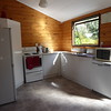 Kitchen at Whitehall Cottage, Karapiro