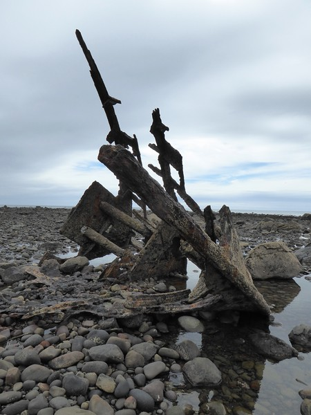Gairloch shipwreck