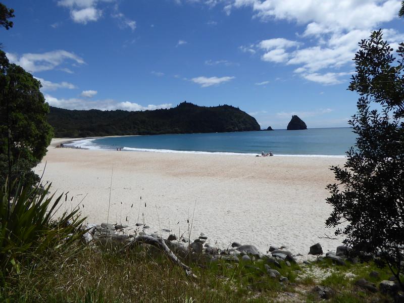 New Chum's Beach