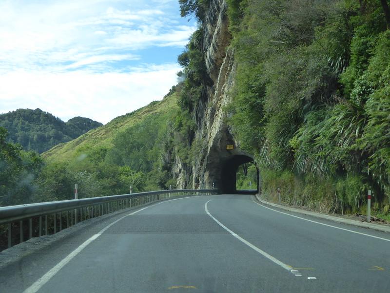 Anakiwa Tunnel
