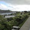 View from Mokau Motel