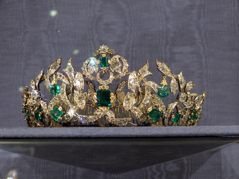 Crown Jewels, Rosenborg Castle.
