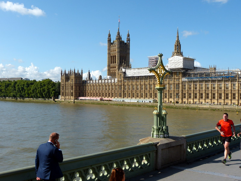 Our London Duck Tour.