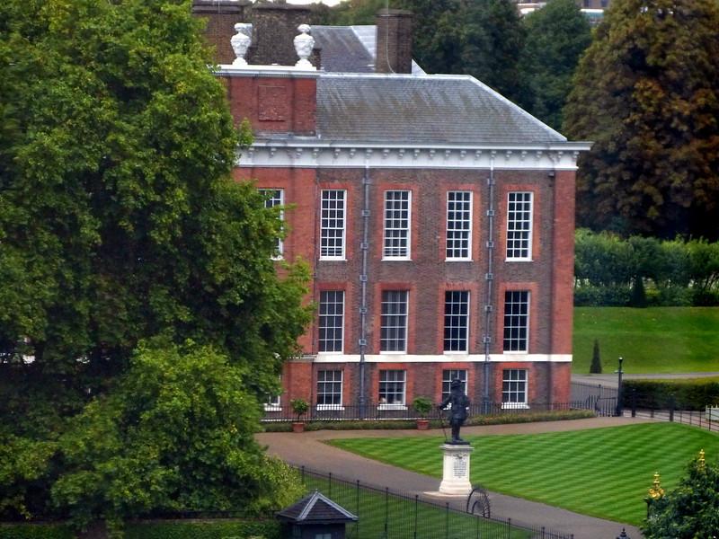 Kensington Palace, Kensington.