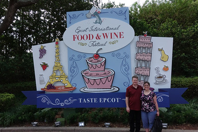 Epcot Food and Wine Photos