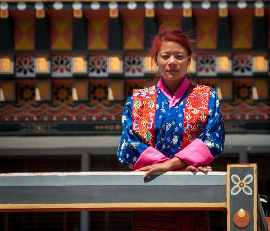 2017 People of Bhutan