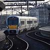 22042 arrives at Connolly, 0700 Newbridge / Grand Canal Dock. Mon 10.04.17