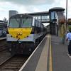 233 arrives at Portadown , 0930 Connolly / Belfast. Fri 04.08.17
