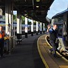 Train Dispatch takes place at Belfast Central. Fri 04.08.17