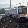 3014 arrives at Yorkgate, 0550 Coleraine / Lisburn. Fri 04.08.17