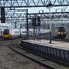 Arrivals & Departures at Manchester Picc. Mon 03.04.17