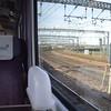 Departing Leeds. Mon 03.04.17