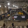 Construction works at Edinburgh Waverley. Sat 02.12.17