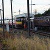 91102 and 57314 on the fuel apron at Craigentinny Depot. Sat 02.12.17