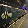 GWR Logo on 57602. Fri 30.06.17