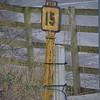 Milepost 15, Kirkham Abbey. Sat 04.03.17
