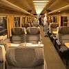Interior of Standard Class ,  Grand Central HST. Tues 07.03.17