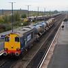 20303 + 20305 pass Barnetby , 1115 Grimsby Town / Sheffield Via Barnsley) RHTT. Weds 01.11.17